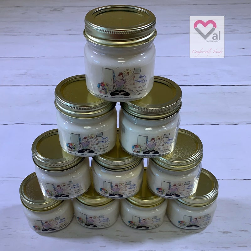 Soy Mom Candle - 10 oz