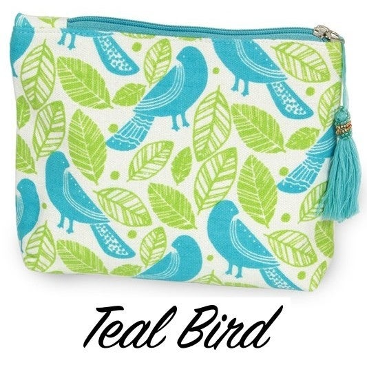 8x7in Printed Pouch Bag