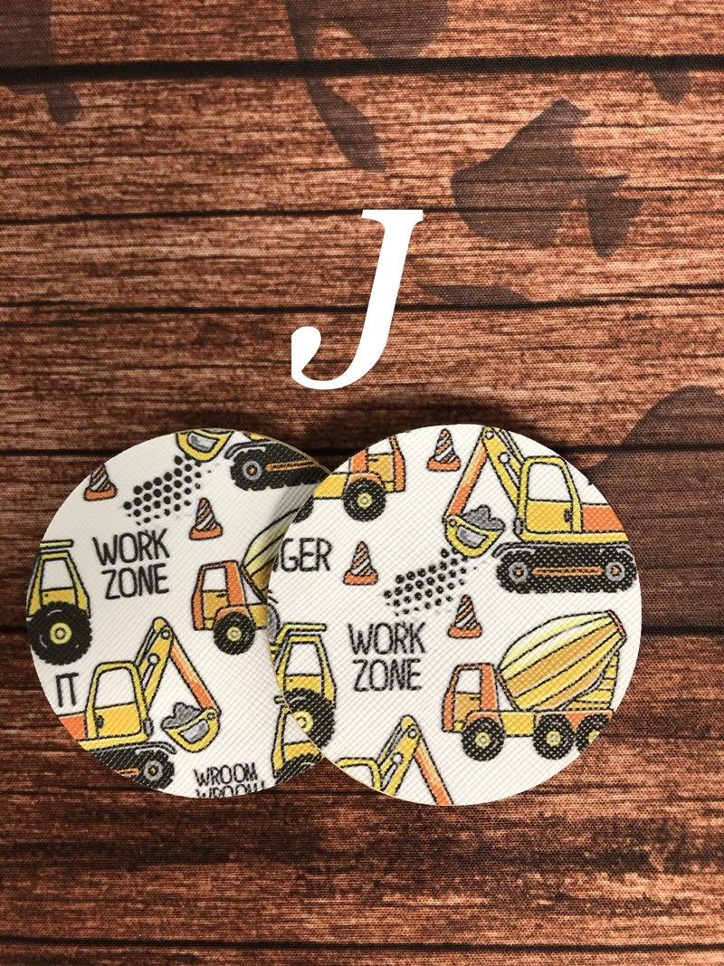 Printed Car Coasters V2