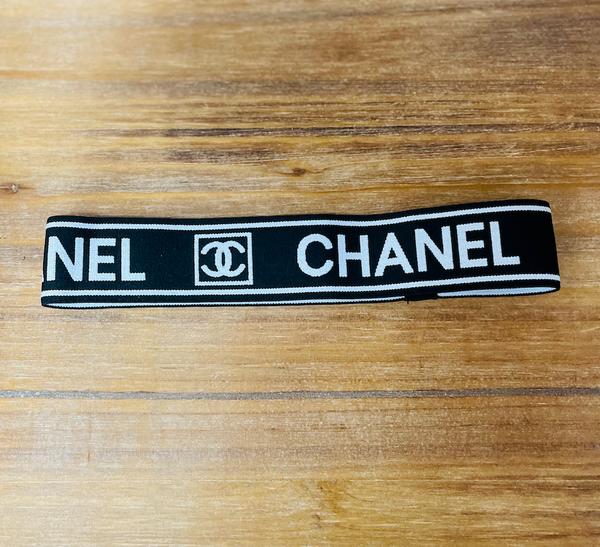 Chanel Designer Inspired Hat Band