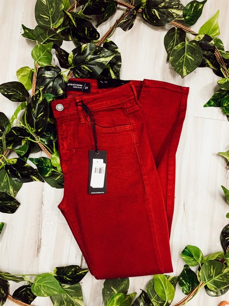 Red Hot Jeans