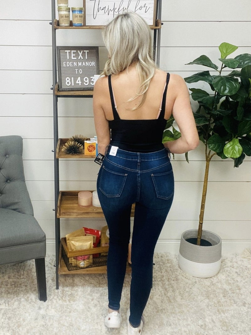 Dark Denim Perfect Skinny Jeans