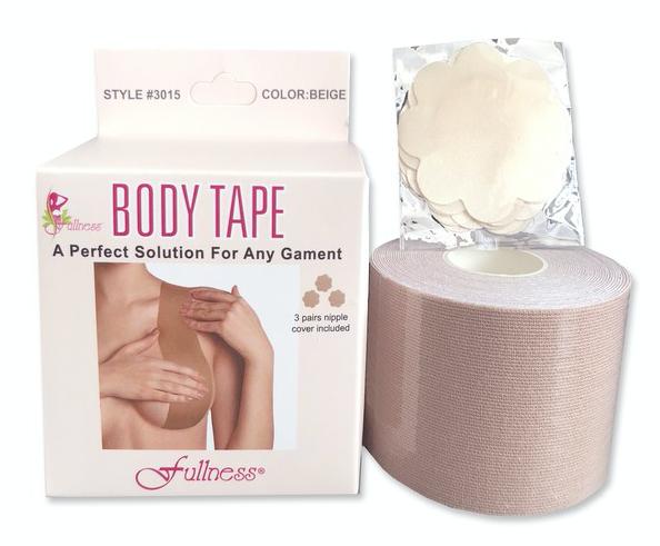 Beige Body Tape