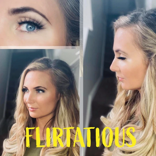Dirty Bee- False Eyelashes - Flirtatious