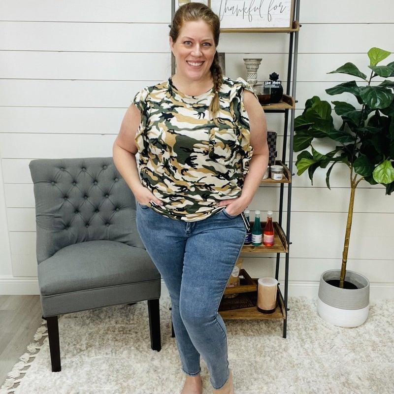 ON SALE - YMI WANNABETTABUTT Plus Size Jeans