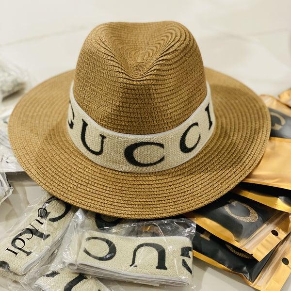 Brown Sun Hats