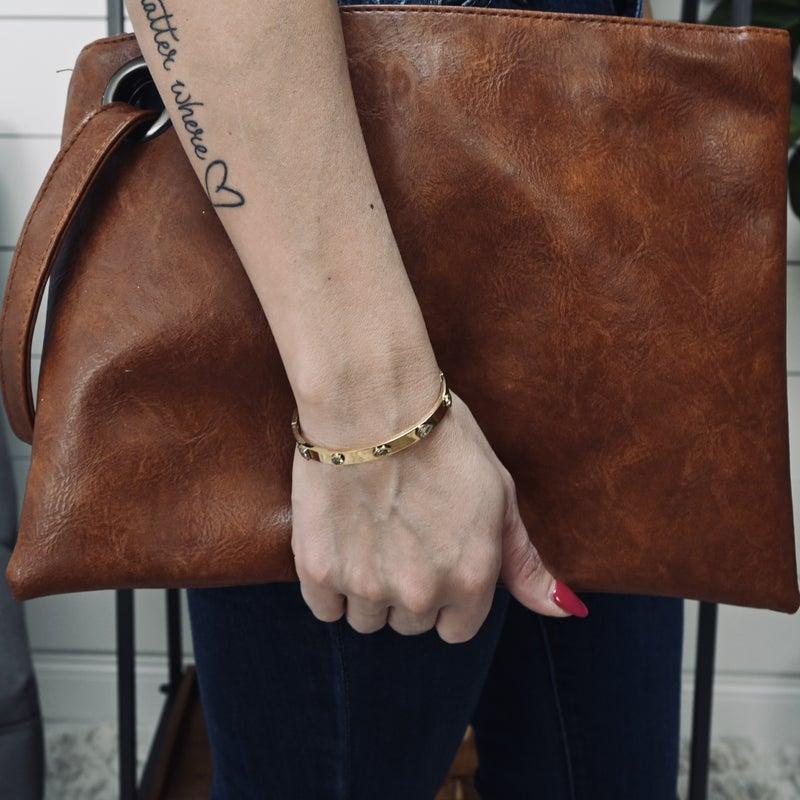on sale - Variety Rhinestone Cuff Bracelet-normally 49