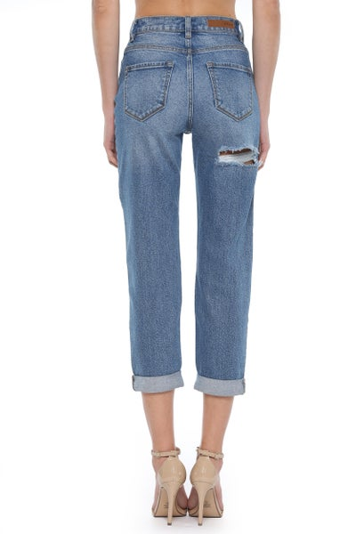 Cello Skinny Mom Jeans
