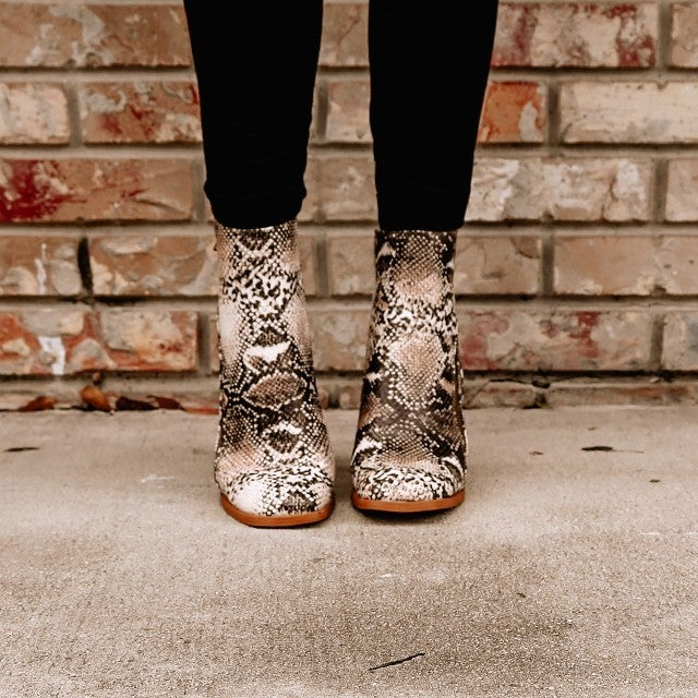 Take a walk in my Boots