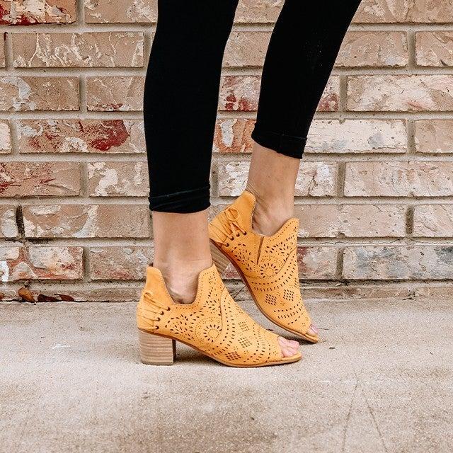 The Fall Heel