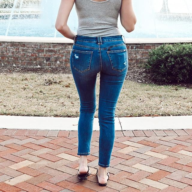 Special A - Basic Ankle Jean