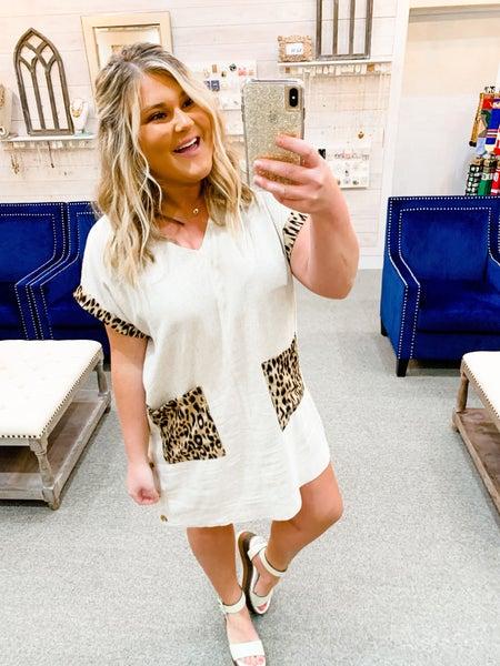 'Perfect Cheetah' Dress