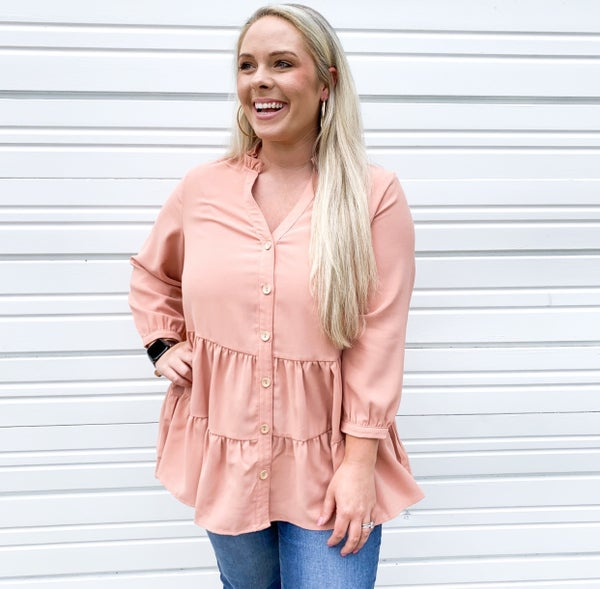 'Stuck With You' Blouse