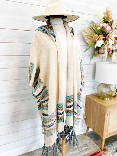 'Dance With Me' Duster Cardi
