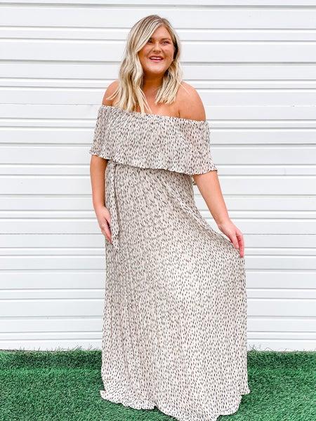'She's A Wild-Card' Dress