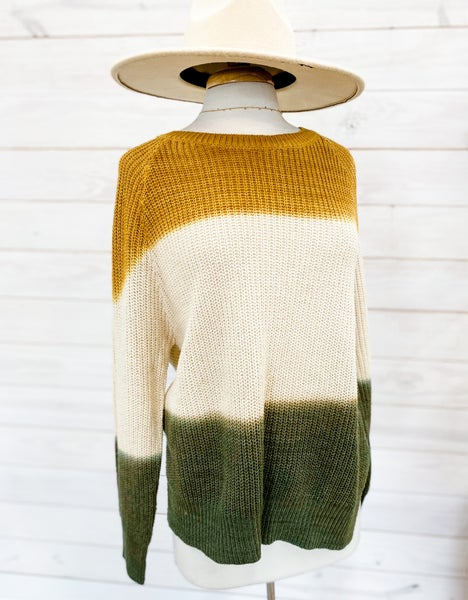 'Striped Me' Sweater