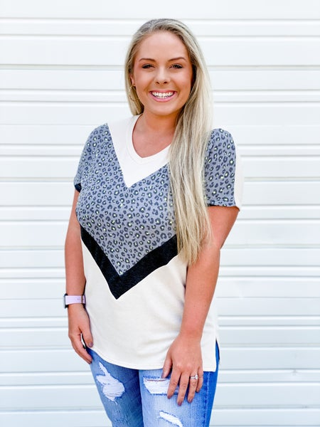 'Caught Up In You' Top