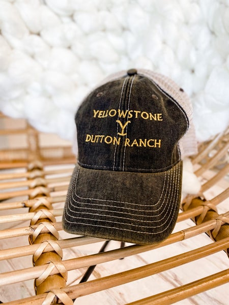 'Dutton Ranch' Trucker Hat