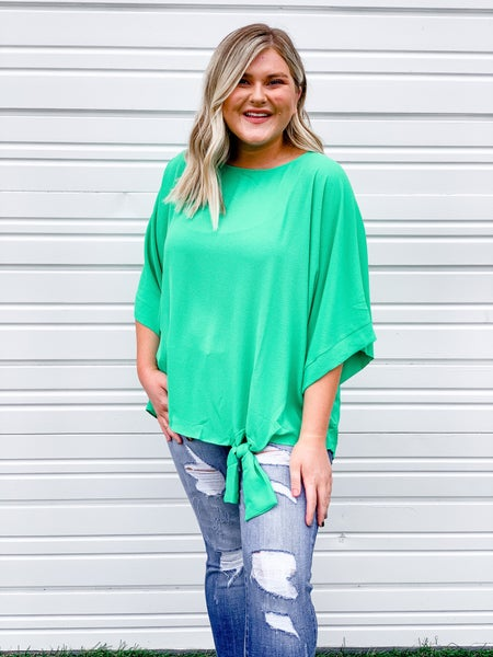 'Let's Get Down To Business' Blouse