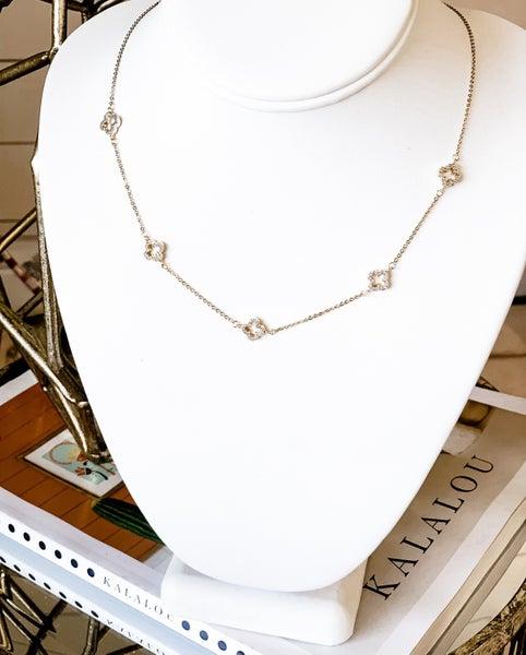 'Florencia' Gold Necklace