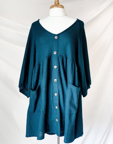 'Walk In The Woods' Babydoll Dress