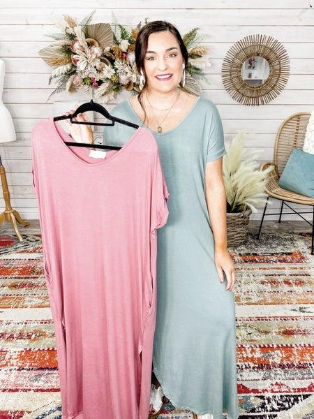 'Classic Favorite' Maxi Dress