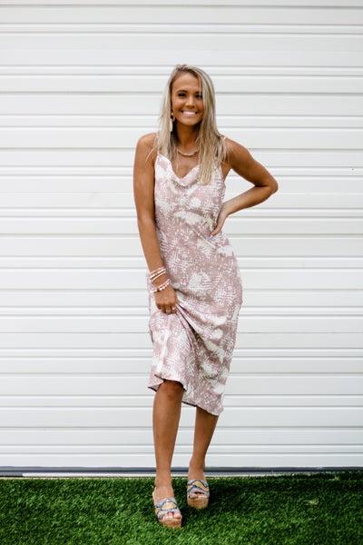 'Classy & Bougie' Slip Dress