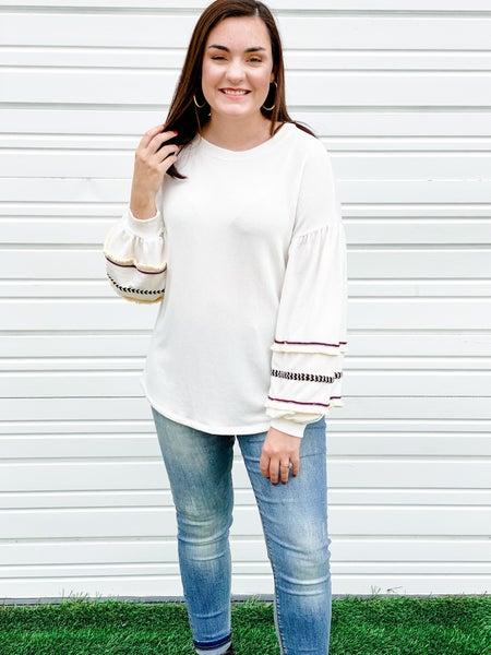 'Keep It Chic' Sweater