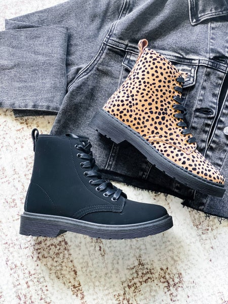 'Be Fearless' Boot