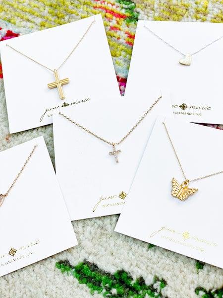 'Little Thrills' Dainty Necklaces