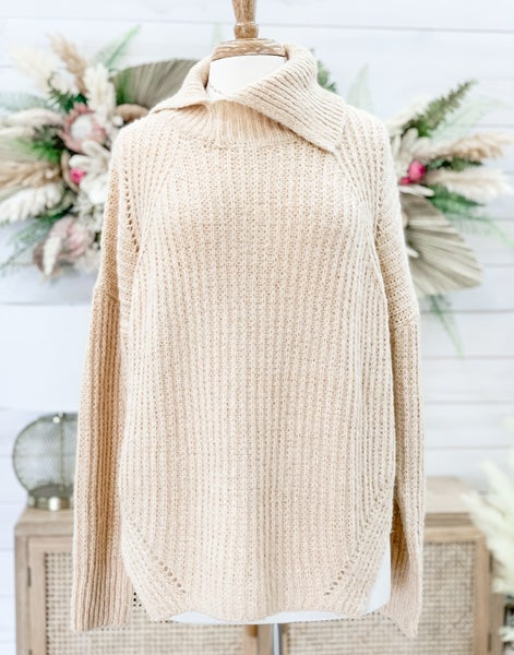 'The Missing Piece' Sweater
