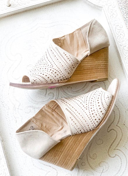 'Real Talk' Wedge