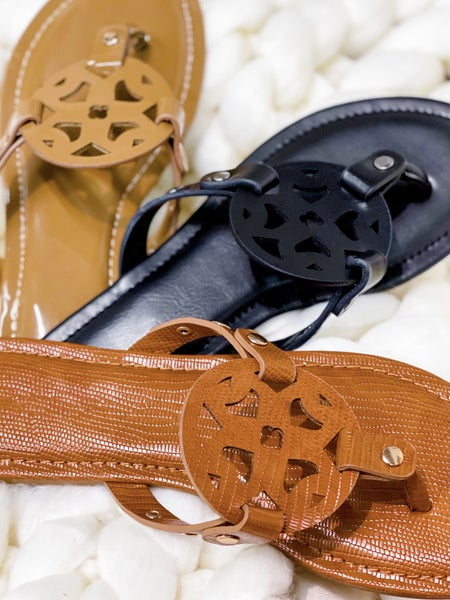 'Right Place Right Time' Sandal
