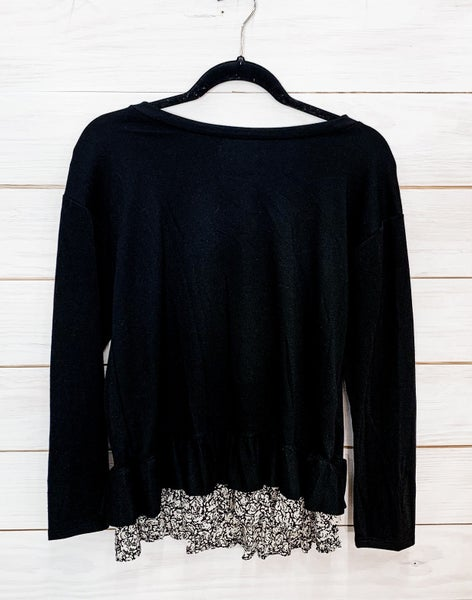 'Black Is The New Black' Top