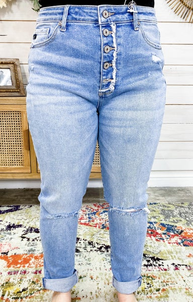 'Not Your Mothers' Mom Jeans