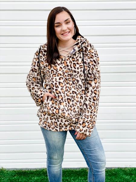 'Cozy Up' Faux Fur Jacket