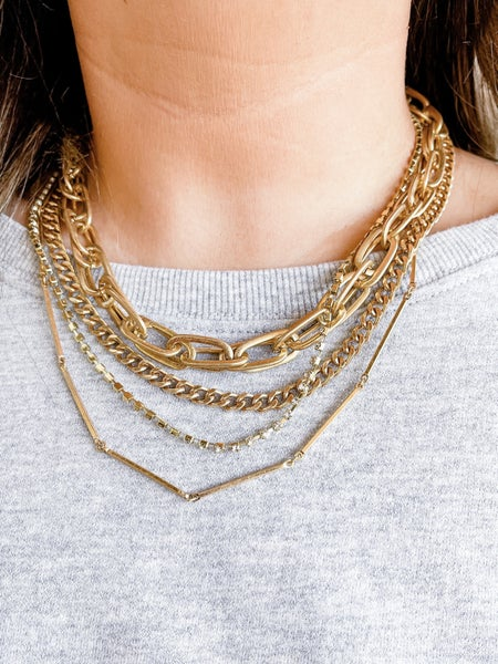 'Level Up' Necklace