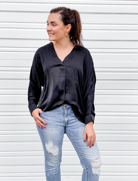 'Party In The Back' Blouse