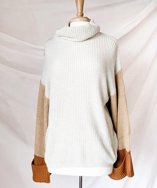 'On My Block' Turtleneck Sweater