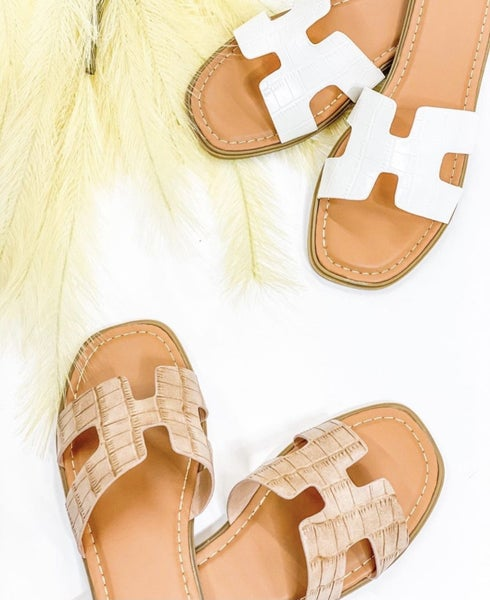 'See You Before' Sandal