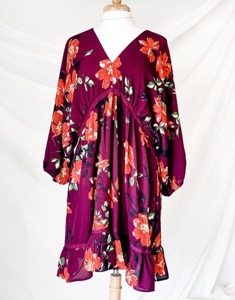 'Through The Fields' Dress