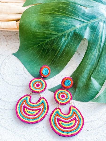 'Sea You Around' Earrings