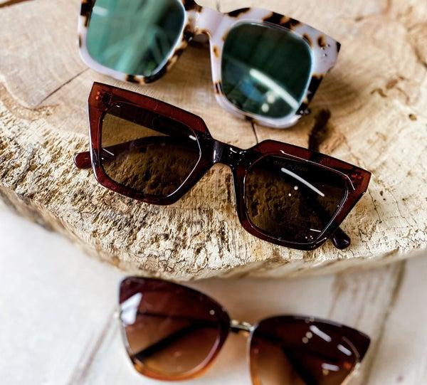 'Like A Queen' Sunglasses