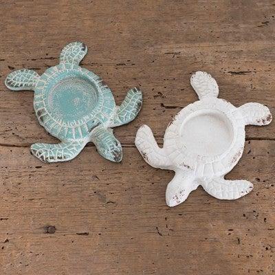 Cast iron Turtles