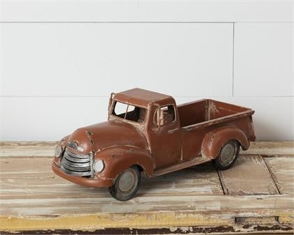 Truck - Antique Brown