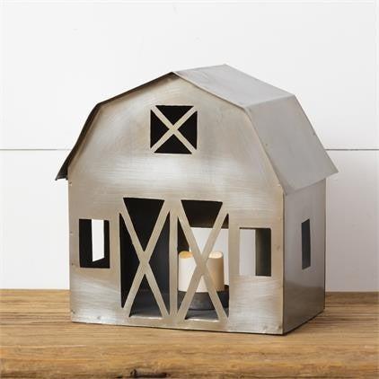Barn with Light Hole