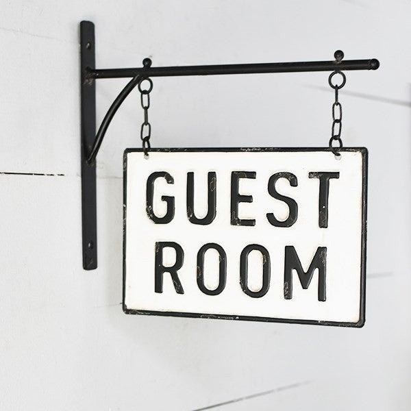 Guestroom Hang Sign