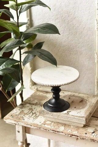 """Provencial Pedestal 10.75"""" Spring collection"""