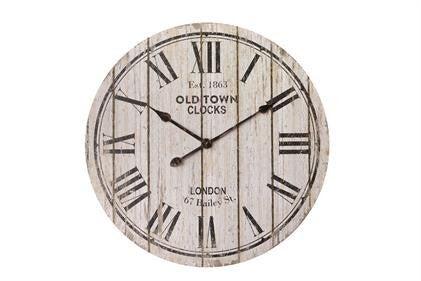 Clock - Old Town Clock