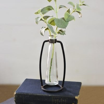 Industrial Stem Vase
